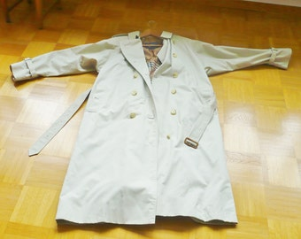 Original Burberry trench coat Gr.XL