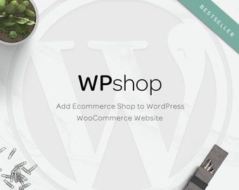 Set up Shop with WooCommerce: Add Ecommerce Shop to WordPress WooCommerce Website