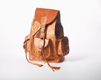 MyMayan Backpack Natural Small