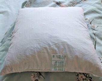 Duck Feather 38x38cm Cushion pad