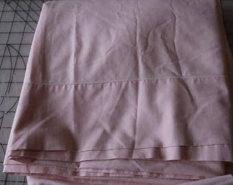 3 Pink Percale Sheet Use for fabric Soft 3