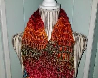 Infinity scarf, crochet infinity scarf, crochet scarf, circle scarf, crochet circle scarf, spring scarf, fall scarf