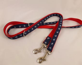 Leash + collar set