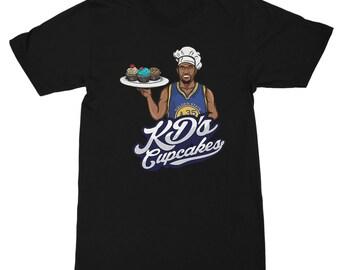 KD's Cupcakes funny men's t-shirt