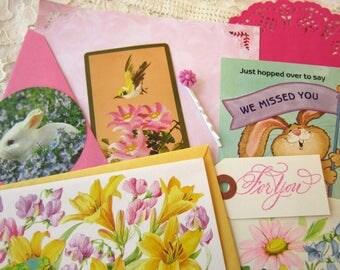 Pen Pal  - Spring Stationery