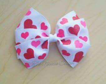 2 inch pinwheel bow