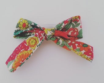 Barrette pretty bow