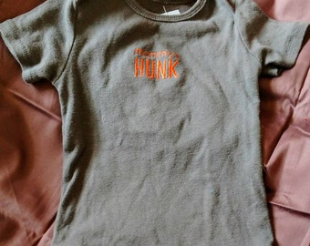 Mommy's Hunk Pup Shirt Size Medium