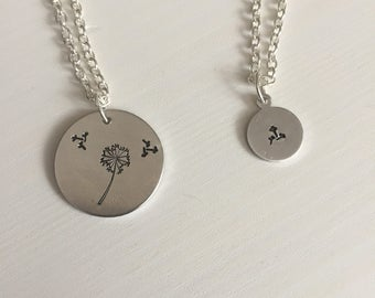 Mommy/Daughter Necklace