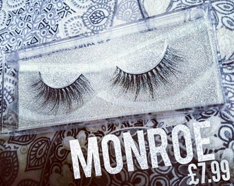 MONROE - Quality false lashes
