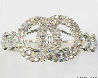 Rhinestone Buckle Bracelet