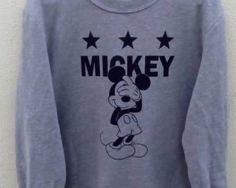 rare!!! mickey sweatshirt