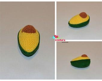acocado, toy, amigurumi, handmade, gift, stuffedtoy, crochettoy