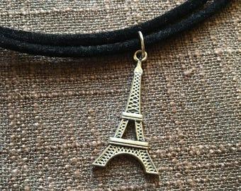 Eiffel Choker, Velvet rope