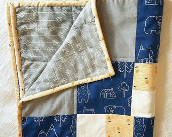 A Beary Nice Quilt