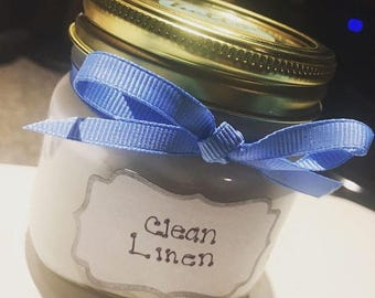 Clean Linen Candle
