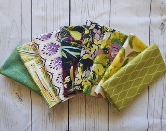 SAGE VIOLET Art Gallery Fabric Bundle