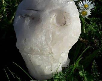 Marlon, brazilian crystal protector skull