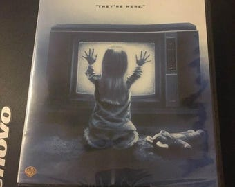 Poltergeist Digitally Restored And Remastered DVD