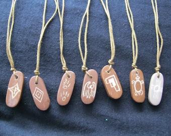 native american symbol pendant