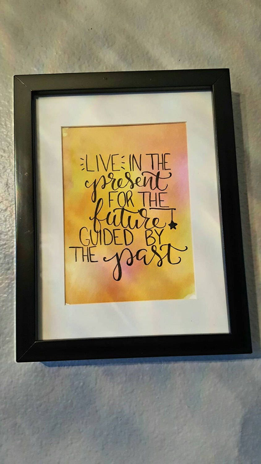 whimsy, watercolor, sayings, wall art, wall decor, wording, quotes ...