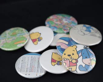 Custom Made Buttons