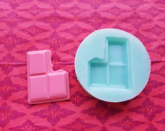 Lot silicone rubber mold