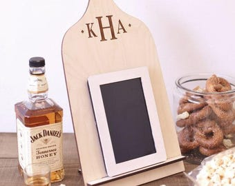 Personalized iPad Stand Style Kindle, Nook, Tablet Country Kitchen Holiday Gift (Item Number MHD20062)