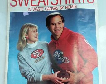 NFL Sweater Pattern