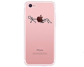 Clear iPhone 8 case, iPhone 8 plus case, iPhone case 7 plus, soft iPhone 7 case,Transparent Clear Phone Case iPhone,Case for red iPhone 7