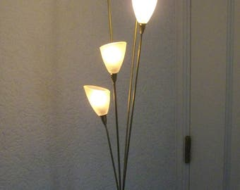 Floor lamp by Jan des Bouvrie for Boxford Holland BV - floor lamp