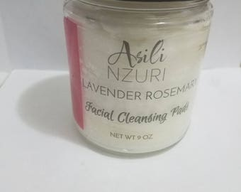 Facial Cleansing Pads
