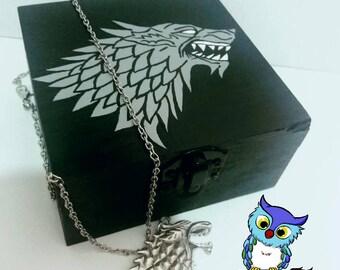 Box Stark (game of Thrones)