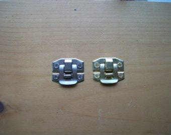 10pcs Small Latch Buckle for Woodworking Crafts