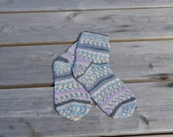 socks for children Hand knit , knit socks