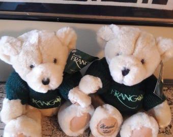 Marshall Fields Frango Bear