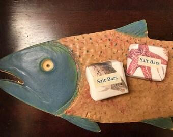 Handmade Salt Soap Bar