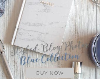 Blue Styled Stock Photography Bundle