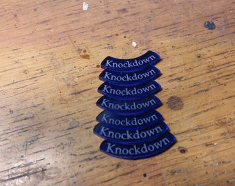 Knockdown Condition Tokens