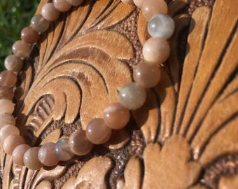 Sunstone Crystal Healing Bracelet