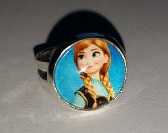 Snow Queen child ring