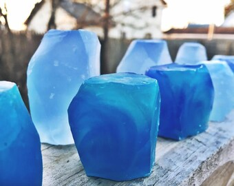Gem Stone Soap