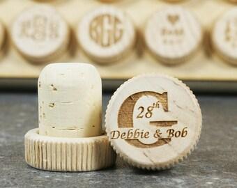 Personalized Wine Bottle Wedding Favor,Wine Bottle Wedding Favor, Personalized Cork Wine Stopper,Engraved Wine Corks,Cork Wine Stopper,Corks