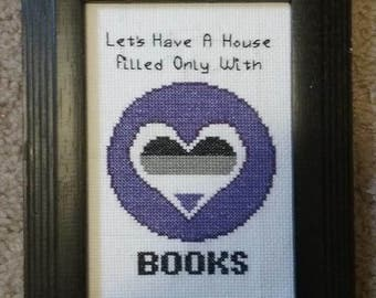 Let's Fill a House with Love and Books