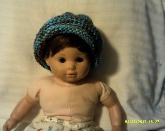 Baby boy's soft knit hat