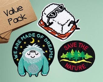 Custom Patches Iron On Patch Applique Patches For Jackets