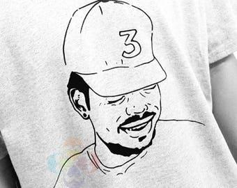Chance the Rapper shirt