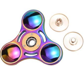 Spinner fidget rainbow | Etsy  Spinner Toy Kopen