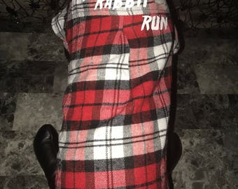 Run Rabbit Run Pet Shirt