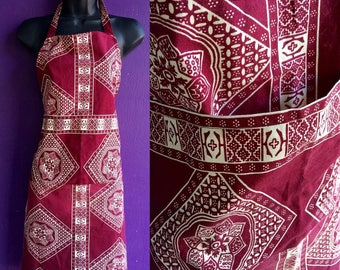One-of-a-kind Women's Apron